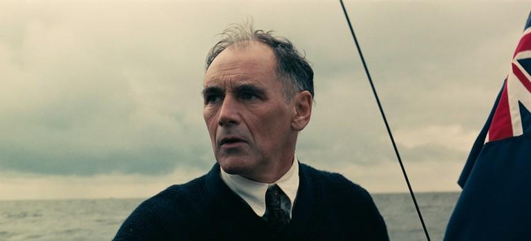 Mark Rylance as Mr. Dawson in Dunkirk