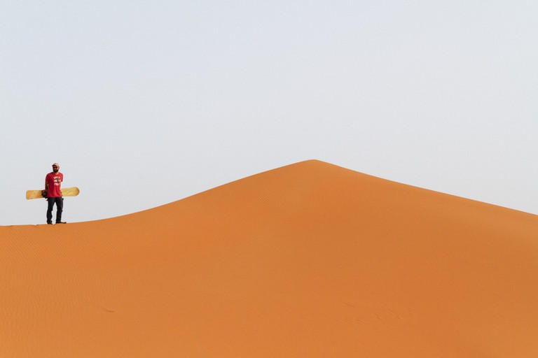 MERZOUGA AND DESERT VILLAGES-MOROCCO