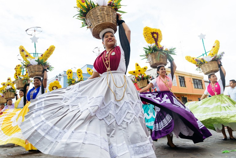 Guelaguetza Festival-Oaxaca-Mexico