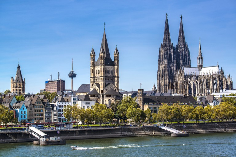 Cologne, Germany | © ESB Professional / Shutterstock