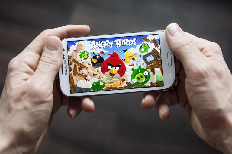 Original Angry Birds app