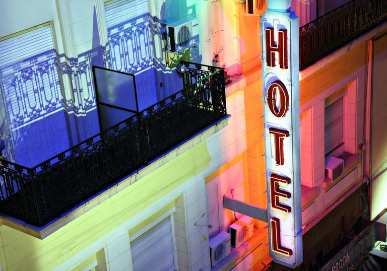 Hotel in Buenos Aires | © Neale Cousland/Shutterstock
