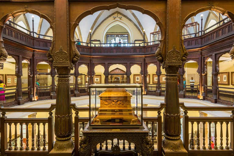 The Prince of Wales museum in Mumbai offers a wide variety of art by Indian as well as international artists
