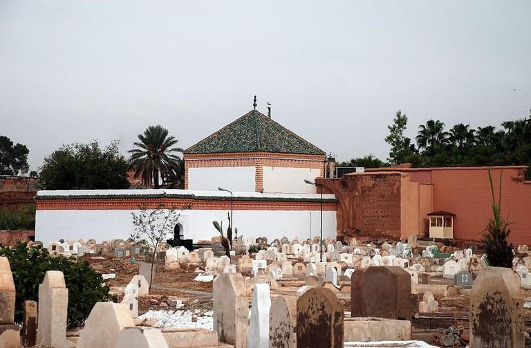 Imam Abderahim Souhaili's shrine