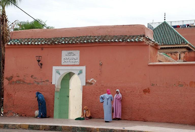 Sidi Youssef Ben Ali's shrine