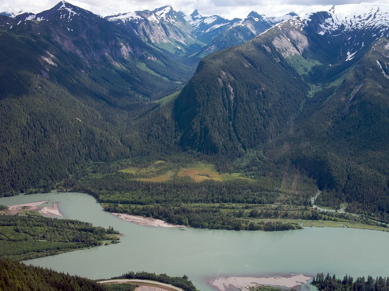 The Skeena River, BC