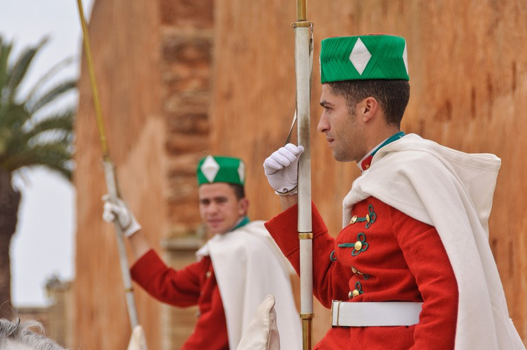 Royal Moroccan Guard