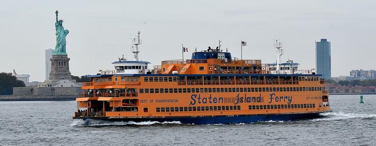 Staten Island Ferry | nash78690 / Pixabay