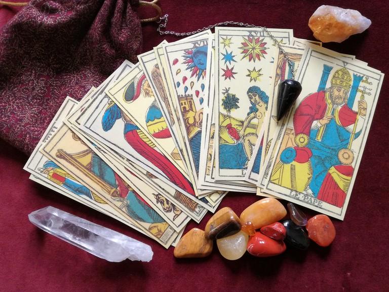 Tarot cards | tarotize / Pixabay