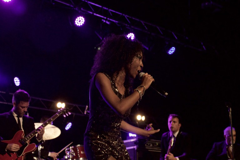 The Excitements at the Eysines Goes Soul Festival | © Jennifer Migan
