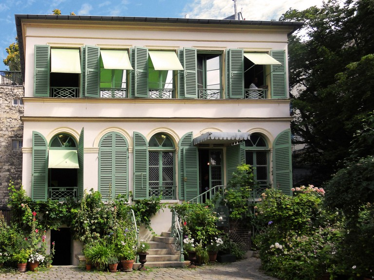 The Musée de la Vie Romantique │© OTTAVI Alain