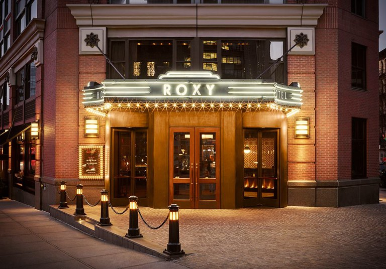 The Roxy Hotel Entrance | © Courtesy of The Roxy Hotel