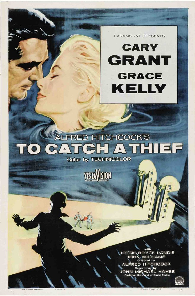 To Catch a Thief, 1955