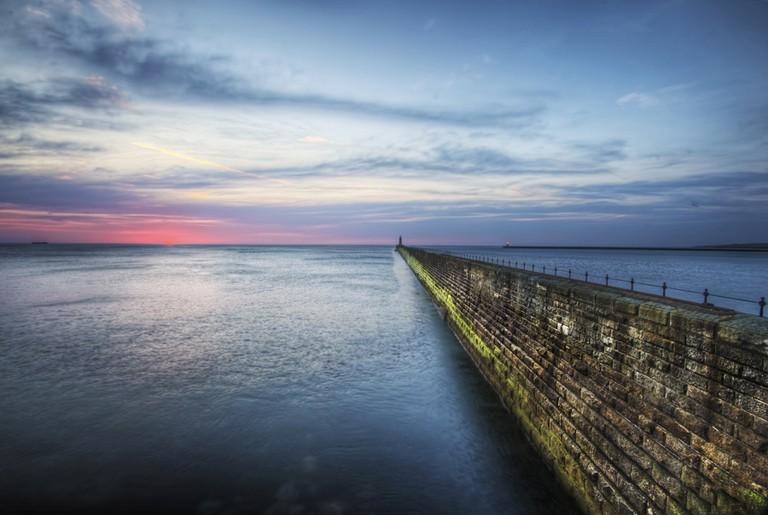 Tynemouth Pier | © Jimmy McIntyre/Flickr