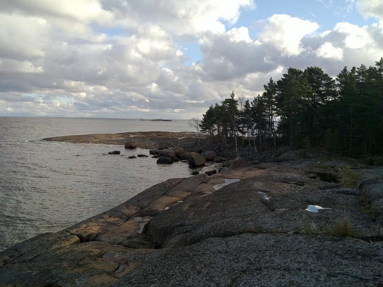 Coastline at Eastern Gulf of Finland National Park / Jukka / WikiCommons