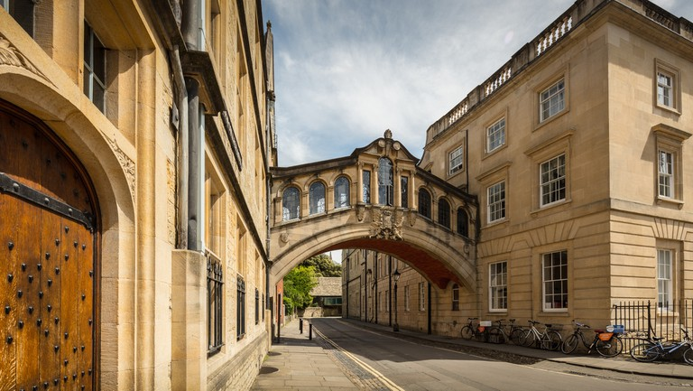 Oxford University, The Bridge of Sighs | © Michael D Beckwith/Flickr