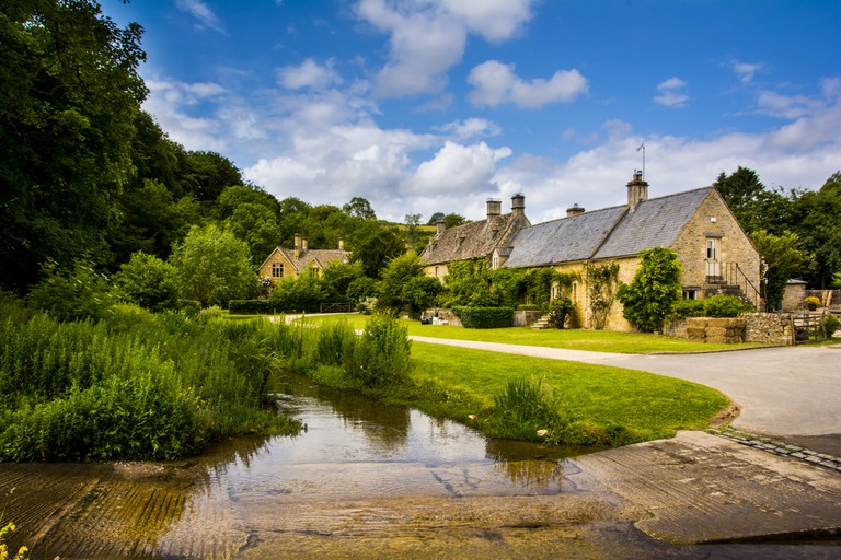 Upper Slaughter, The Cotswolds | © Andy Sim/Flickr