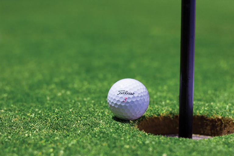 Golfing | © Pixabay