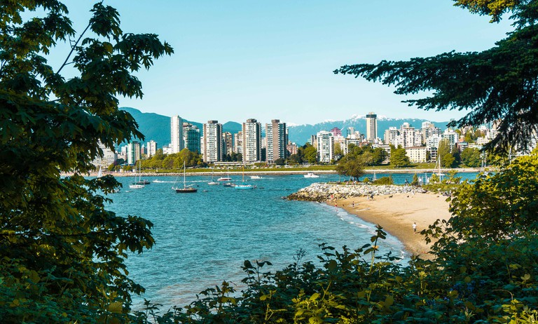 Beaches galore in Vancouver