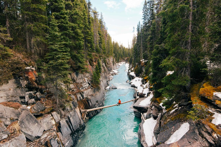 The Great Divide Trail, Canada