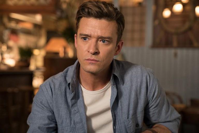 Justin Timberlake in Wonder Wheel