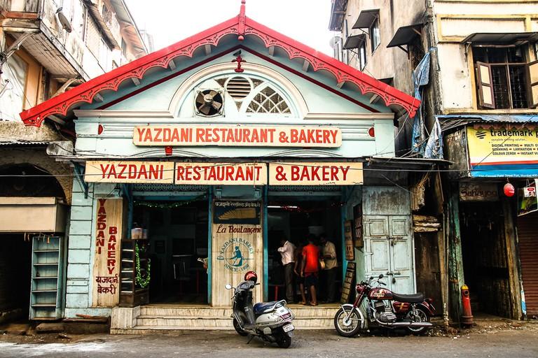Yazdani Bakery, a historic Irani bakery and cafe