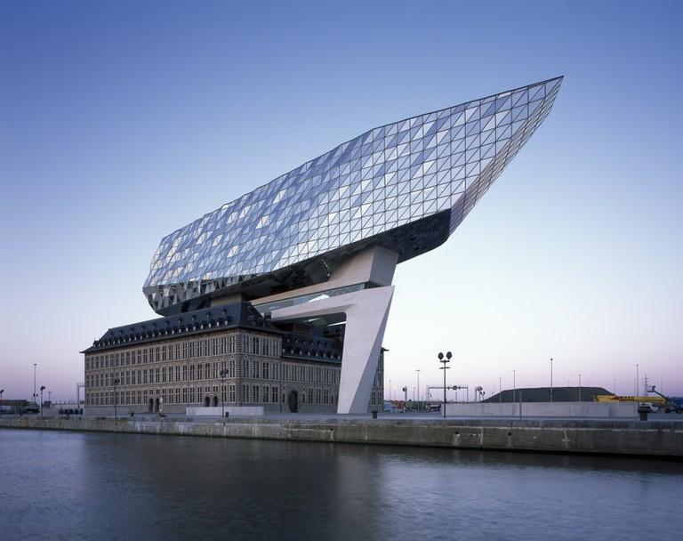 Finalist: Port House, Antwerp