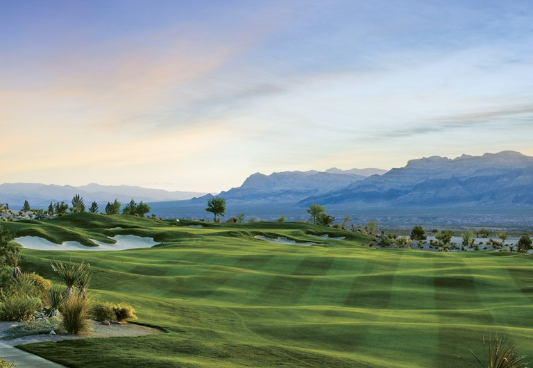 Coyote Springs Golf Club The Chase # 6 Nevada | Courtesy of Coyote Springs