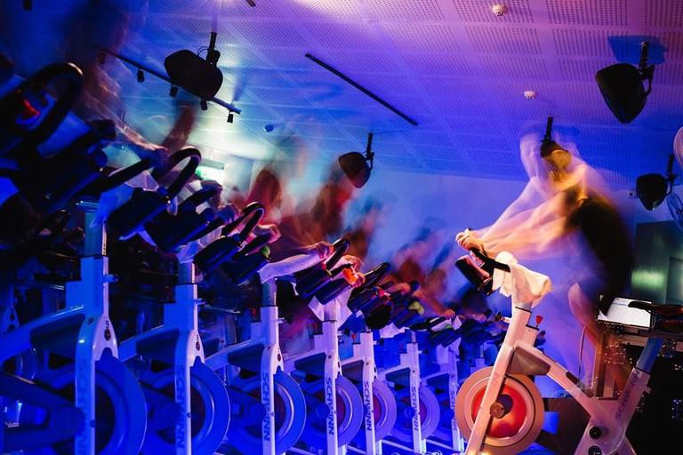 Indoor Cycling at CruCycle
