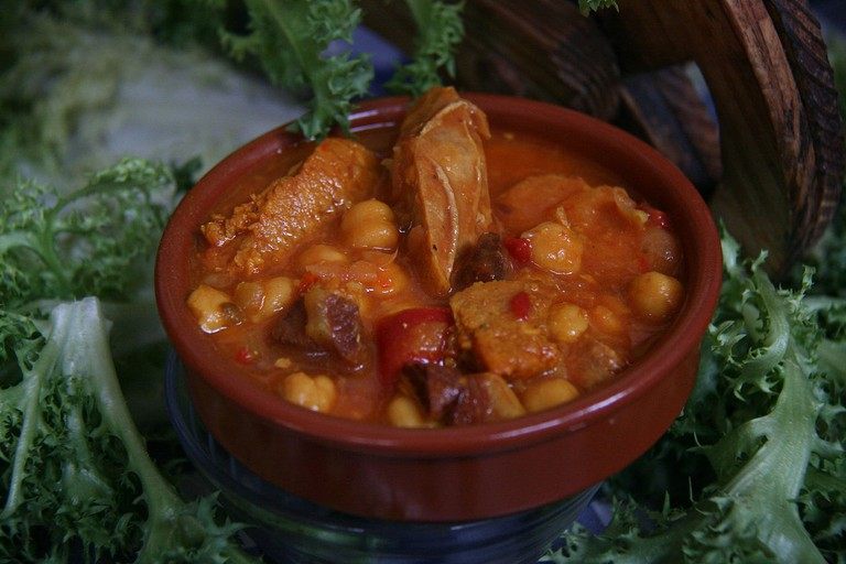 Escudella - Andorra's national dish | ©Tamorlan / Wikimedia Commons
