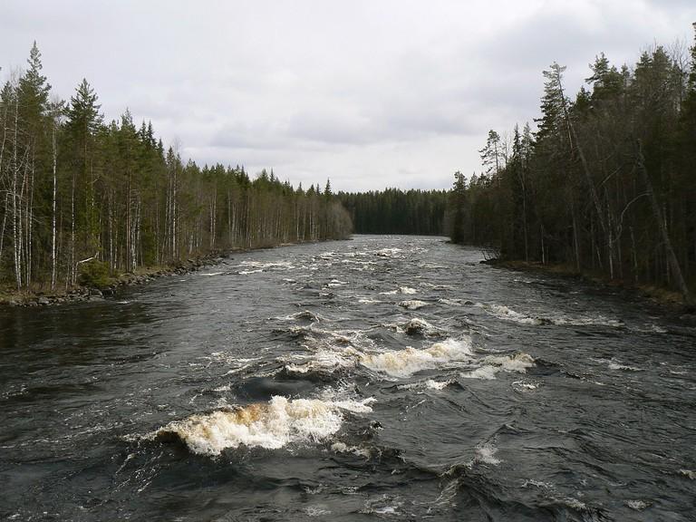View from Ruunaan hiking trail / Saruwine / WikiCommons