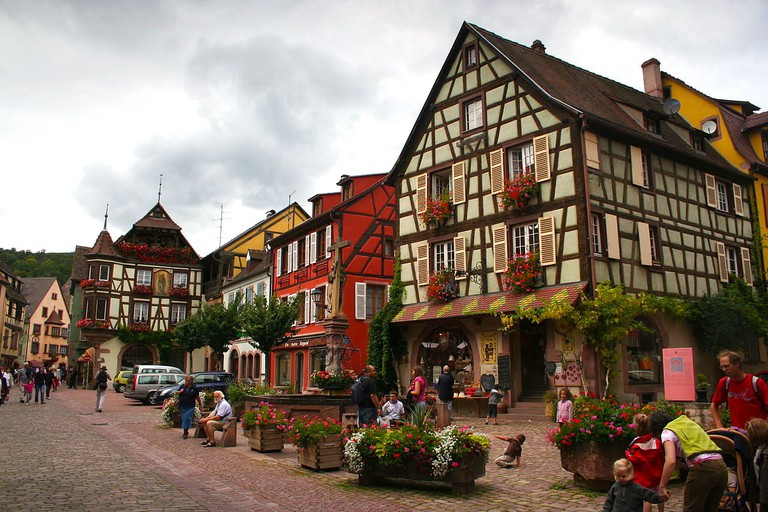 Kayserberg, France's favourite village 2017