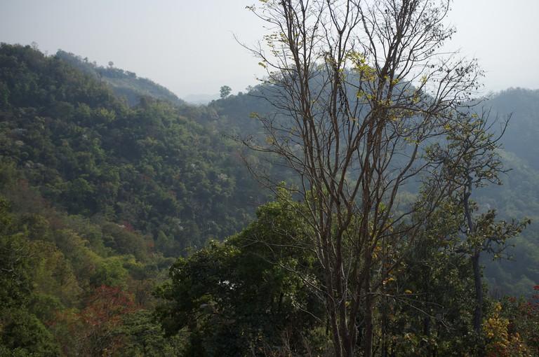Pa Ta Cave, Samoeng Loop