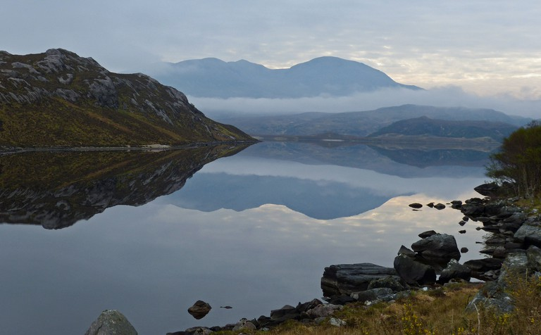 Loch Stack, Reay Forest