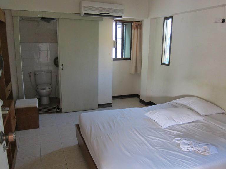 A cheap apartment