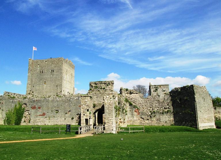 Portchester castle © Leimenide
