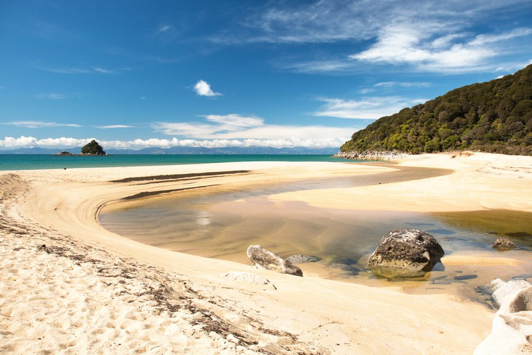 Sandfly Bay, Abel Tasman National Park