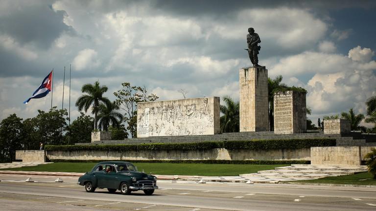 Che Guevara, Santa Clara, Cuba