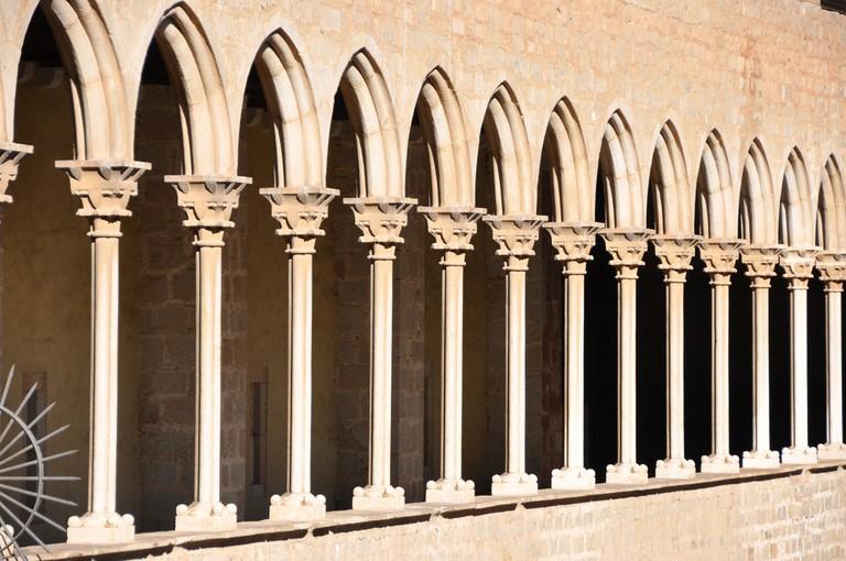 The Pedralbes Monastery © Josep Bracons