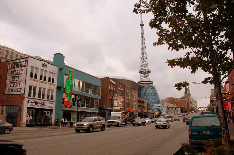 Downtown Nashville, TN | © Peyri Herrera