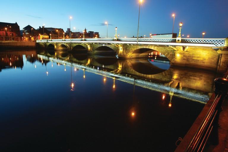 The River Lagan