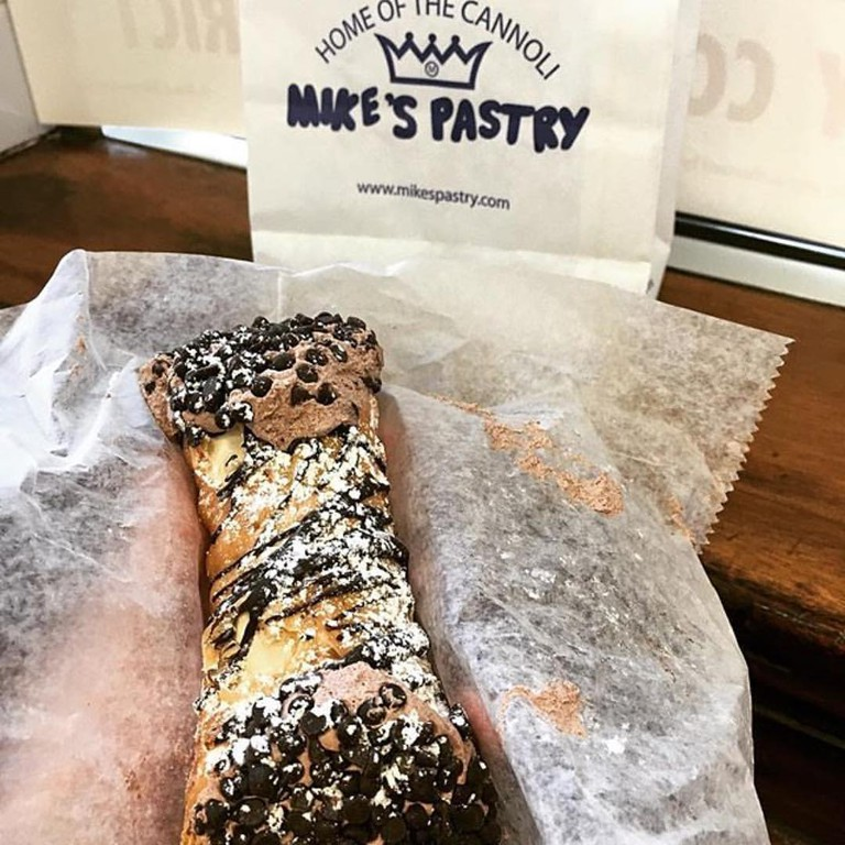 Courtesy of Mike's Pastry Inc.