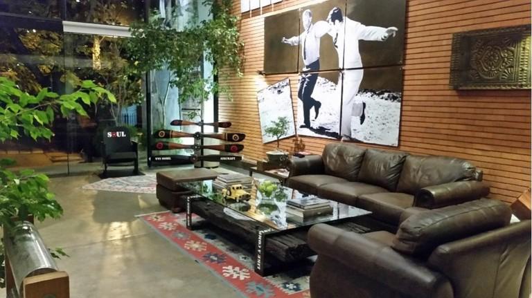 Inboccalupo Apart Boutique lobby