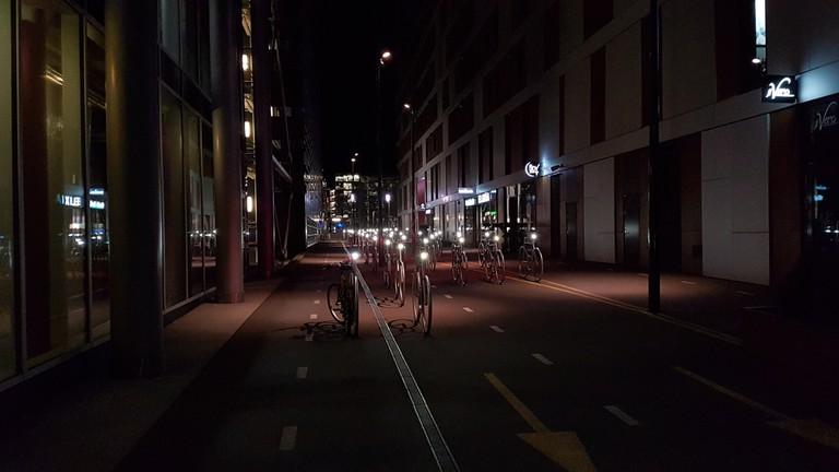 Oslo at night