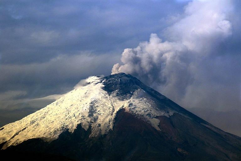 Volcán Cotopaxi I