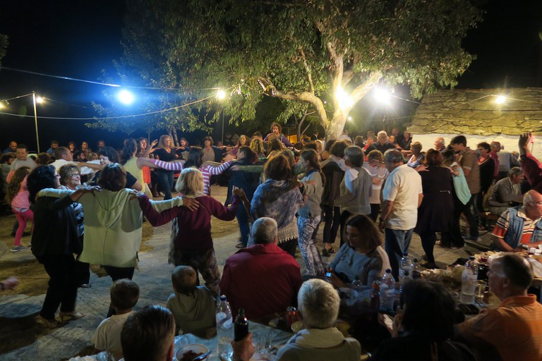 Panigiri festivities in Ikaria
