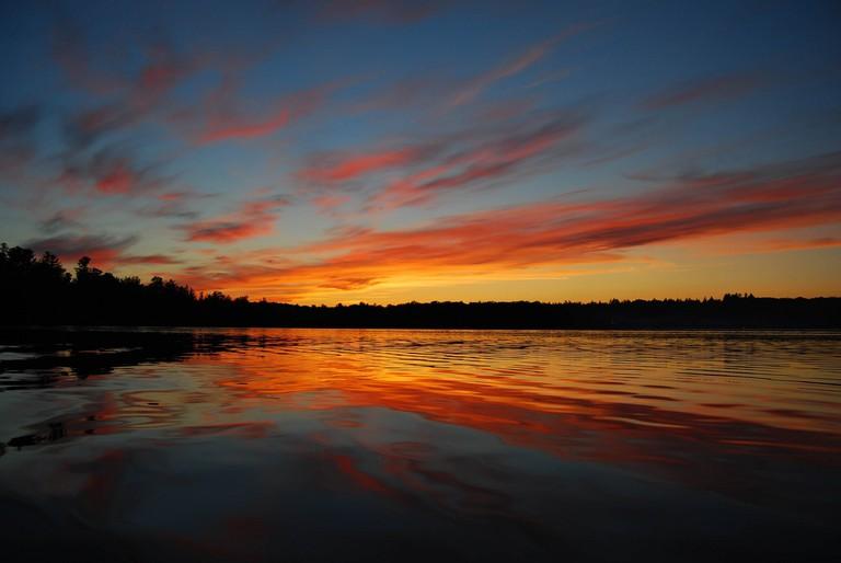 Deerskin Lake