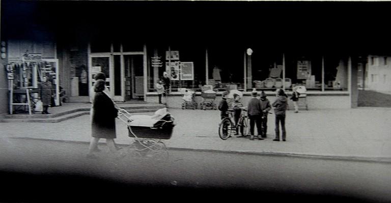 An East German street