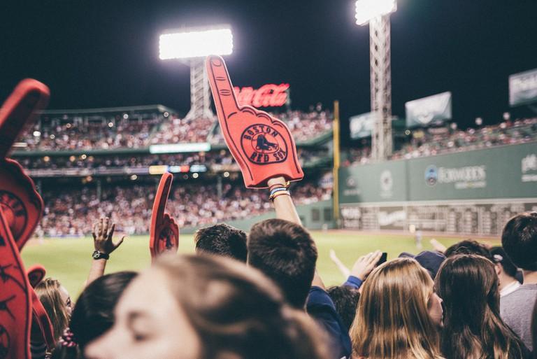 Baseball Fan | © Steven Guzzardi/Flickr