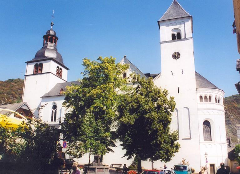 Stiftskirche St. Castor